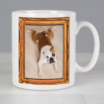 Personalised Frame Photo Mug
