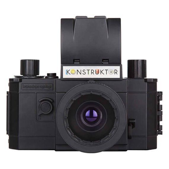 Lomography Konstruktor - Construct Your Own SLR Camera