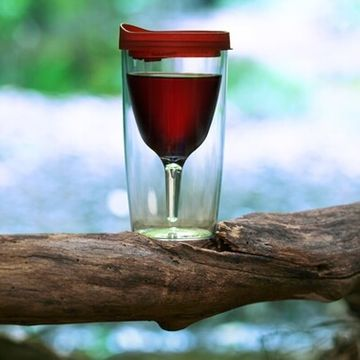 Vino2Go Portable Wine Glass
