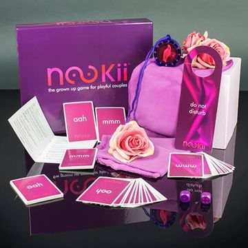 Nookii Adult Board Game for Couples