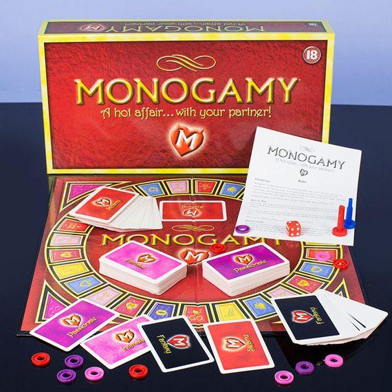 Monogamy Adult Couples Game