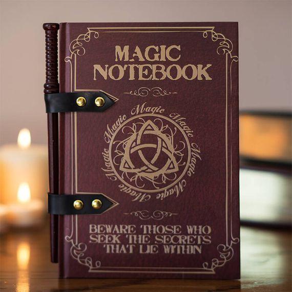 Magic Wand Notebook