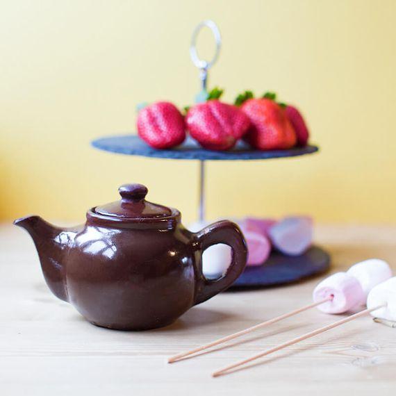 Chocolate Teapot