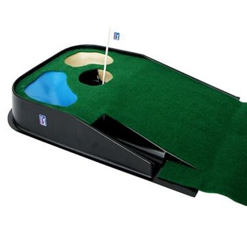 PGA Tour Indoor And Outdoor Putt Mat