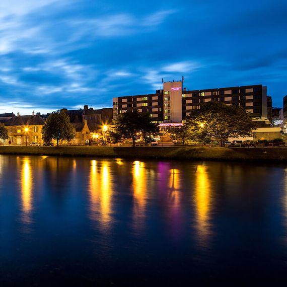 Two Night Hotel Break at Mercure Inverness Hotel