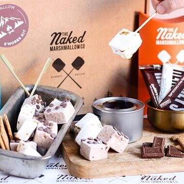 Marshmallow S'mores Kit