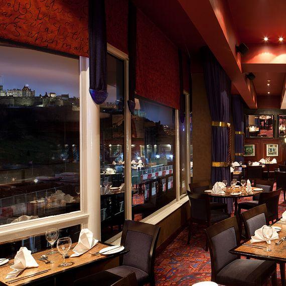 Two Night Hotel Break at the Mercure Edinburgh Princes Street