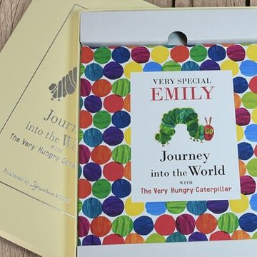 Personalised The Very Hungry Caterpillar