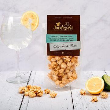 Gin & Tonic Popcorn