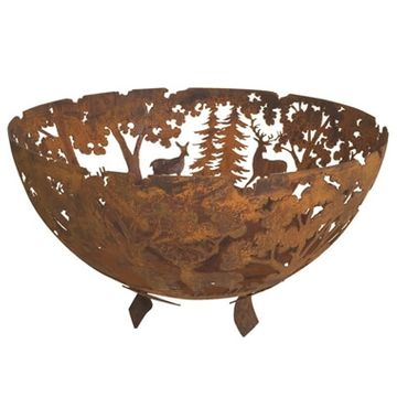 Fire Bowl - Woodland