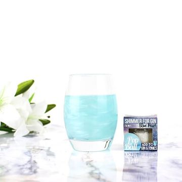 Shimmer For Gin - Blue Pearl