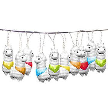 Alpaca String Lights