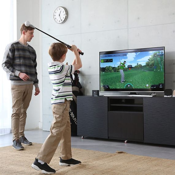 PhiGolf - Mobile Golf Simulator