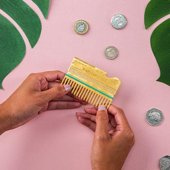Pretty Useful Credit Card Multi Tool