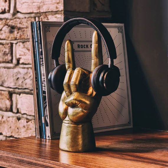 Rock On Headphone Display Stand