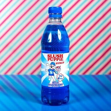 Slush Puppie Syrup - Blue Raspberry
