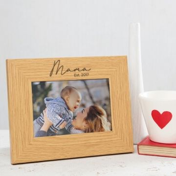 Personalised Mama Frame