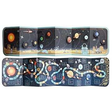 3-in-1 Solar System Game and Activity Set