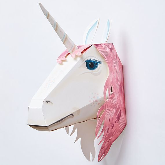 Build a Magical Unicorn Friend