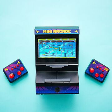 Retro Arcade Machine - 2 Player