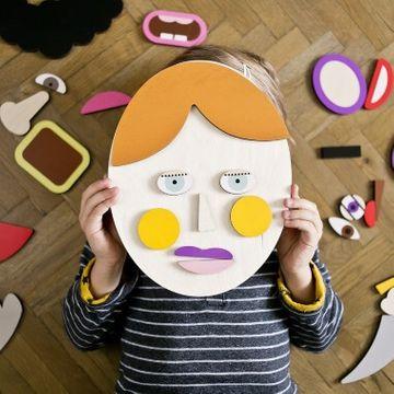 Shusha Make A Portrait Educational Game