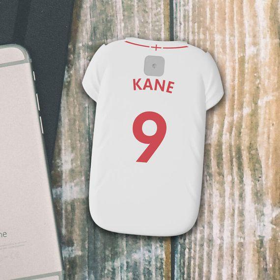 Personalised Football Shirt Powerbank