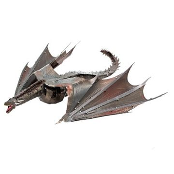 Metal Earth Game of Thrones Drogon Model Kit