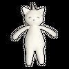 Unicorn Buddy Organic Soft Toy
