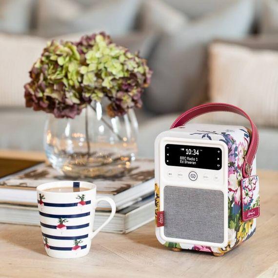Monty DAB Radio And Bluetooth Speaker