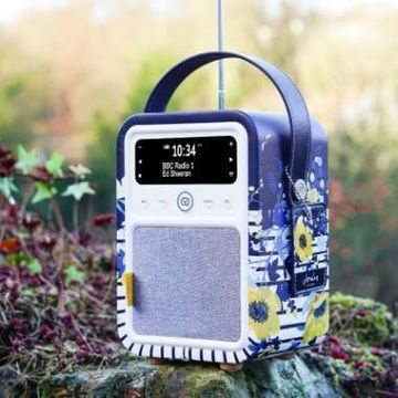Monty DAB Radio And Bluetooth Speaker