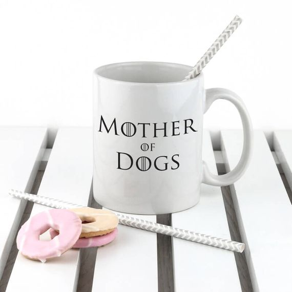 Game of Thrones Mother of Dogs Mug