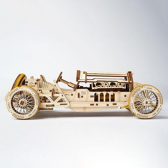 Build Your Own Vintage Grand Prix Car