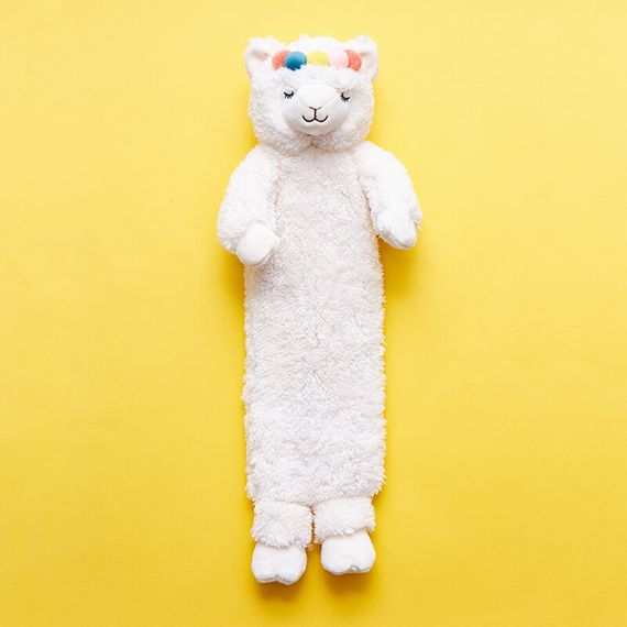 Soft Toy Hot Water Bottle - Llama
