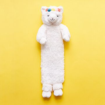 Soft Toy Hot Water Bottle - Llama