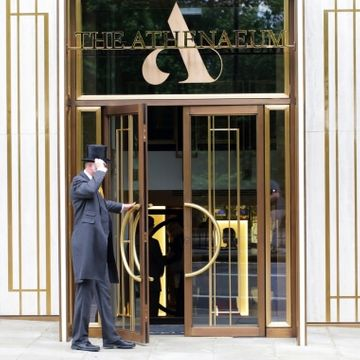 2 for 1 Luxury Spa Treat and Champagne Afternoon Tea at the 5 Star Athenaeum Hotel