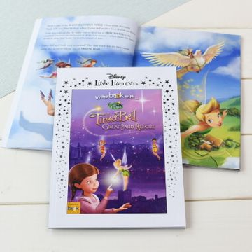 Personalised Disney Little Favourites Tinkerbell