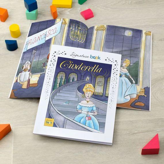 Personalised Cinderella Story Book