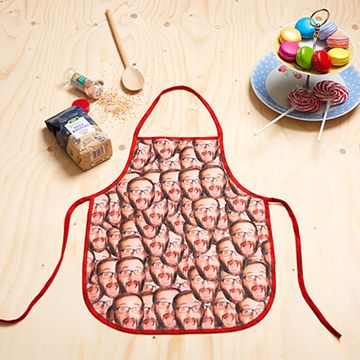 Personalised Photo Kids Apron
