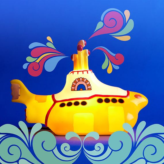 Beatles - Yellow Submarine Light
