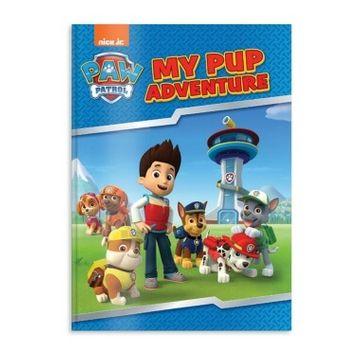 Personalised PAW Patrol Pup Adventure Book