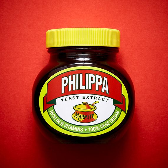 Personalised Classic Marmite Jar
