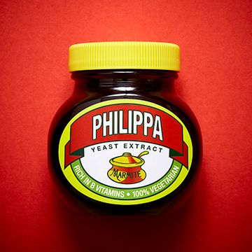 Personalised Marmite Jar