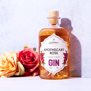 The Old Curiosity Secret Garden Gin - Apothecary Rose 50cl