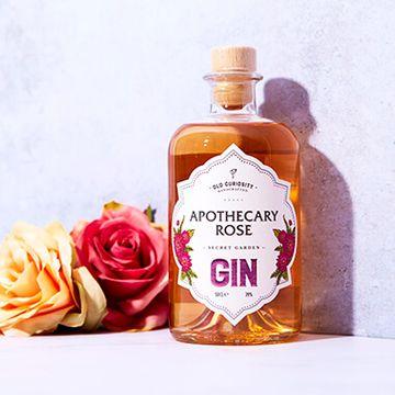 The Old Curiosity Secret Garden Gin - Apothecary Rose 50cl