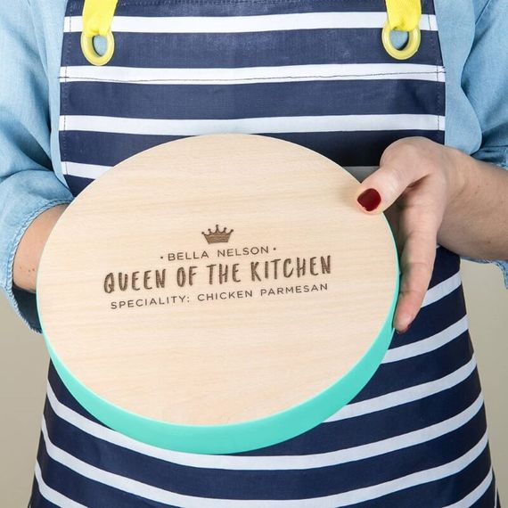 Personalised Colourful Serving Board