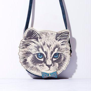 Meow Cat Mini Bag