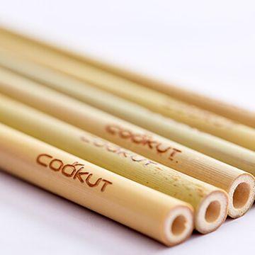 Bam Bam - 100% Reusable Organic Bamboo Straws
