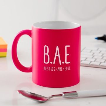 Besties Are Epic Neon Mug