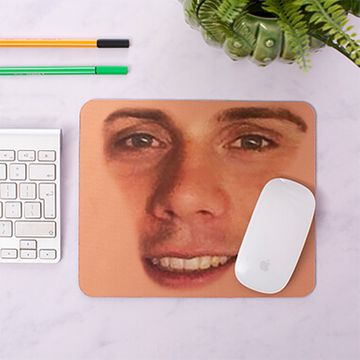 Personalised Giant Face on Mouse Mat