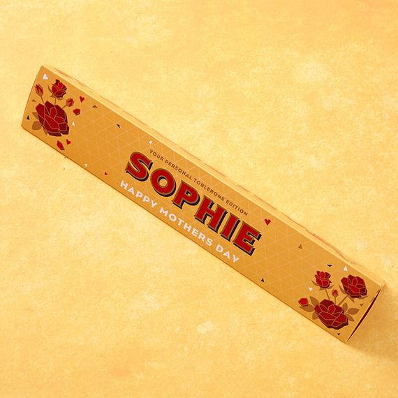 Personalised Mother's Day Toblerone